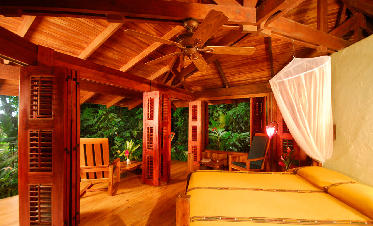 Playa Nicuesa Rainforest Lodge Eco Resort In The Costa