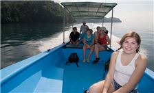 Playa Nicuesa Rainforest Lodge Amenities - Boat Transfers