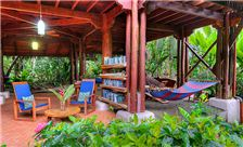 Playa Nicuesa Rainforest Lodge - Chill Out at our Open Air Library