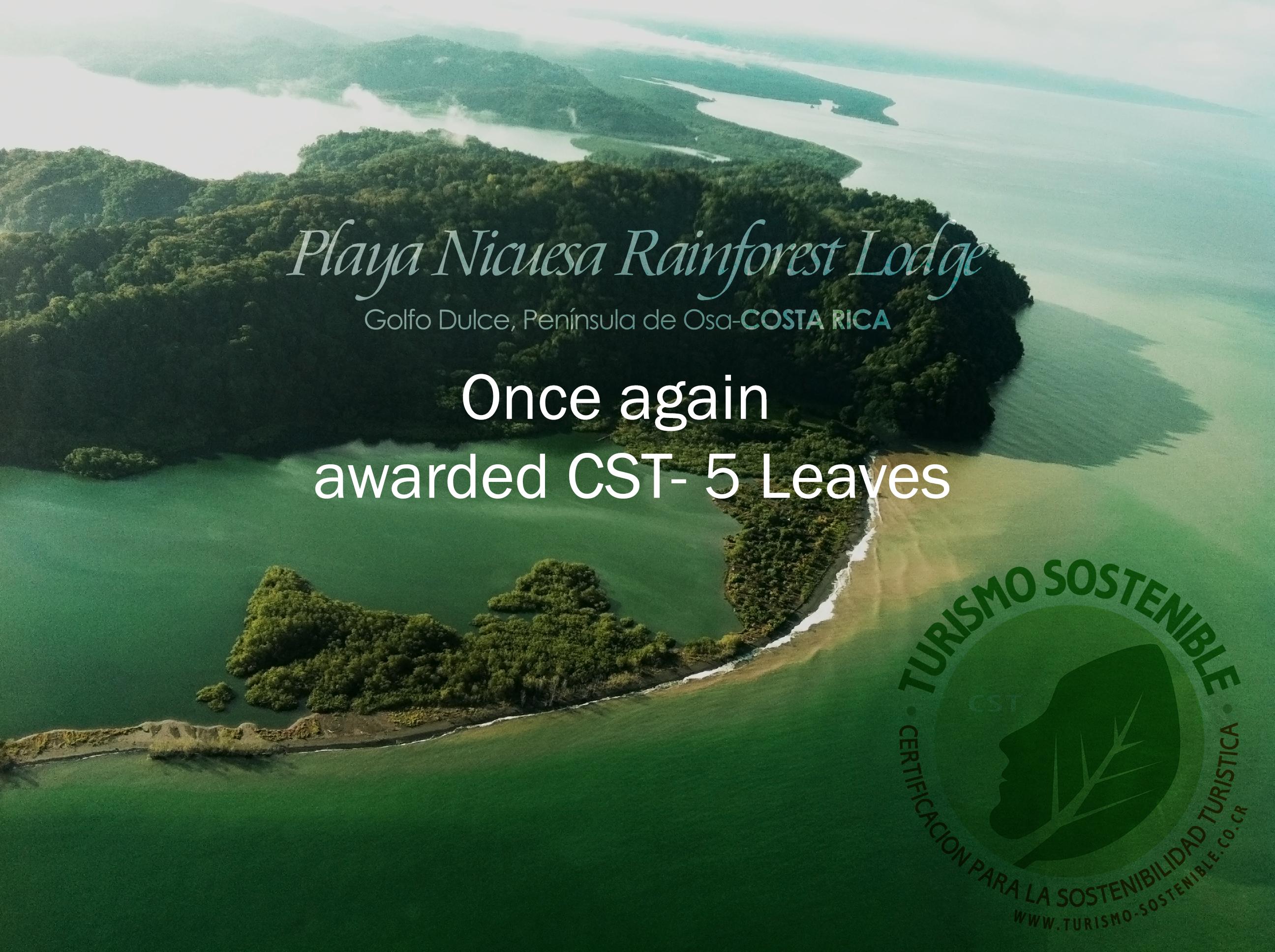CST- 5 leaf program