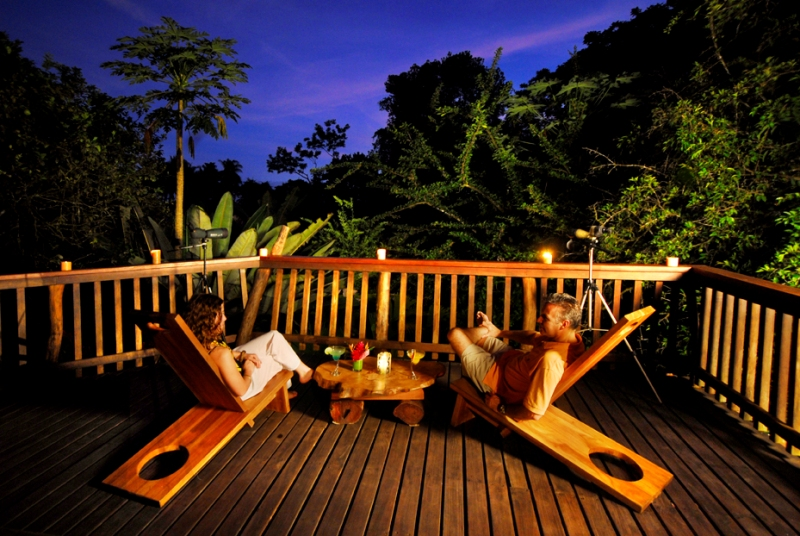 Honeymoons at Nicuesa Rainforest Lodge in Costa Rica