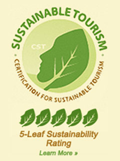 Certification for Sustainable Tourism