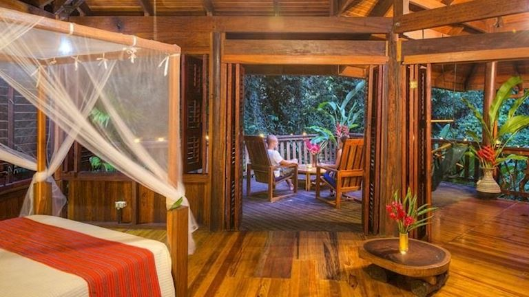 5 Jungle Chic Suites in the Costa Rican Rainforest