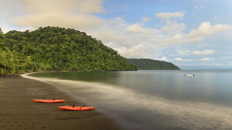 Five Ocean Adventures to enjoy at Nicuesa Rainforest Lodge