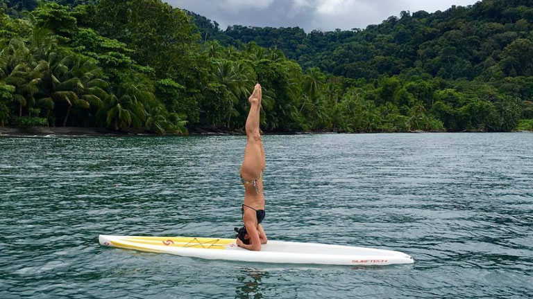5 amazing things you can do while paddleboarding in Golfo Dulce