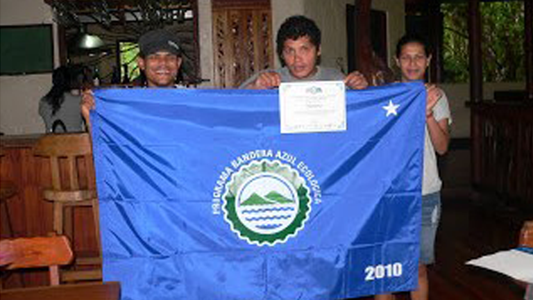 Ecological Blue Flag Program