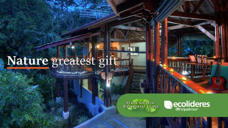 Nicuesa Lodge awarded highest TripAdvisor GreenLeader status