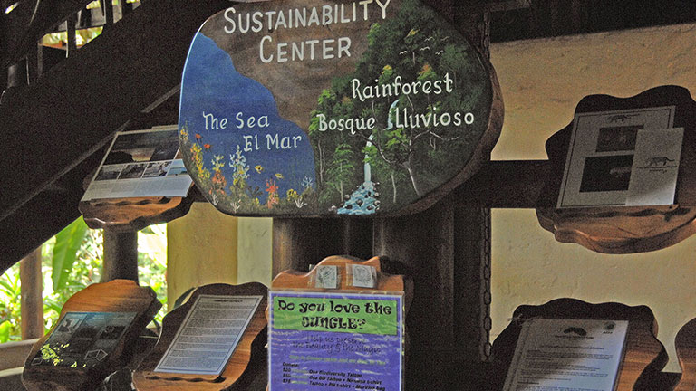 Playa Nicuesa is a top sustainable hotel in Costa Rica