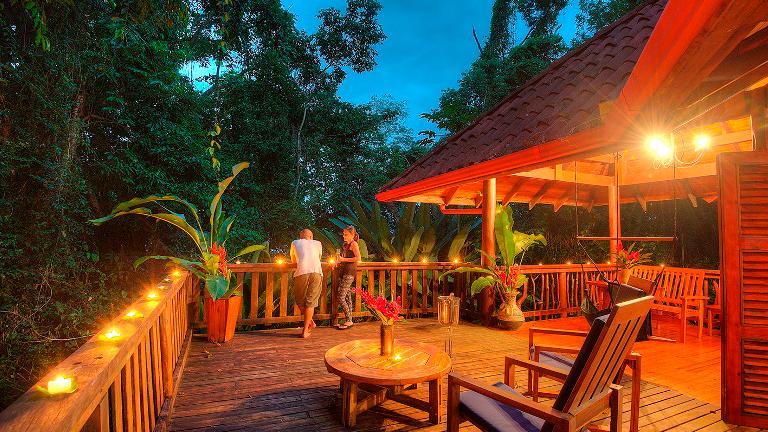 Romantic holiday in Costa Rica