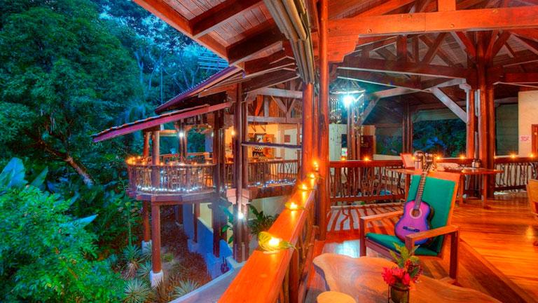 Playa Nicuesa Rainforest Lodge in southern Costa Rica