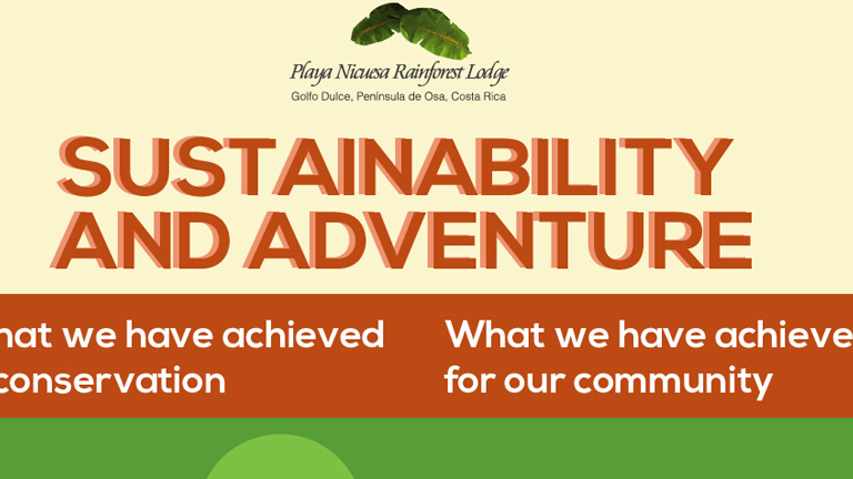 Sustainability and Adventure