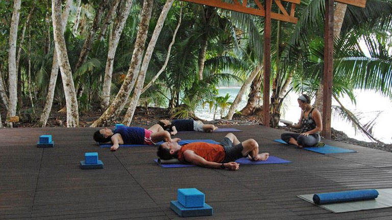 Yoga-Gallery