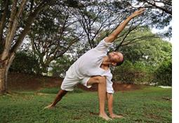 Playa Nicuesa Rainforest Lodge Yoga Teacher - Juan Diego Caamano