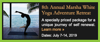 8th Annual Marsha White Yoga Adventure Retreat