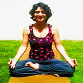 Selva Garcia Pacheco - Yoga Instructor