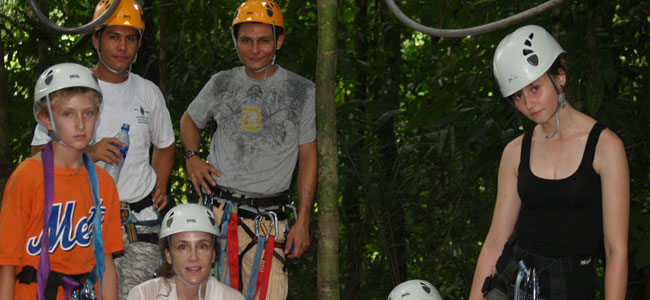 Family Adventure at Osa Peninsula Resorts