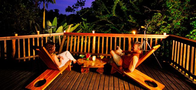 Honeymoon Getaway at Playa Nicuesa Rainforest Lodge, Osa Peninsula