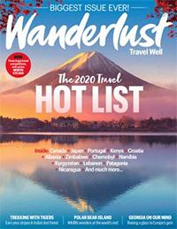 Wanderlust Magazine, May 2020