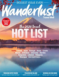 Wanderlust Magazine, May 2020