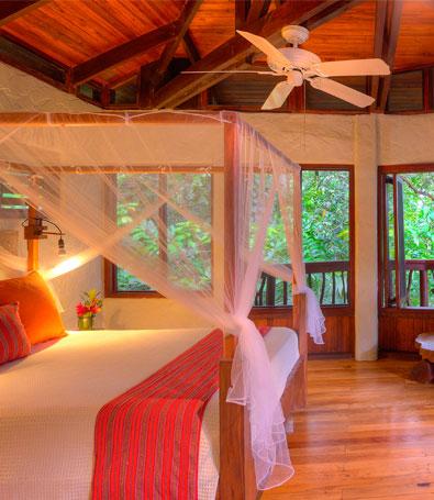 Mango Guest House at Playa Nicuesa Rainforest Lodge, Osa Peninsula