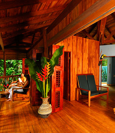 Two Bedroom Cabin at Playa Nicuesa Rainforest Lodge, Puerto Jimenez