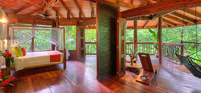 Cabin Suite at Playa Nicuesa Rainforest Lodge, Osa Peninsula