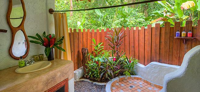 Jaguar House at Playa Nicuesa Rainforest Lodge, Puerto Jimenez