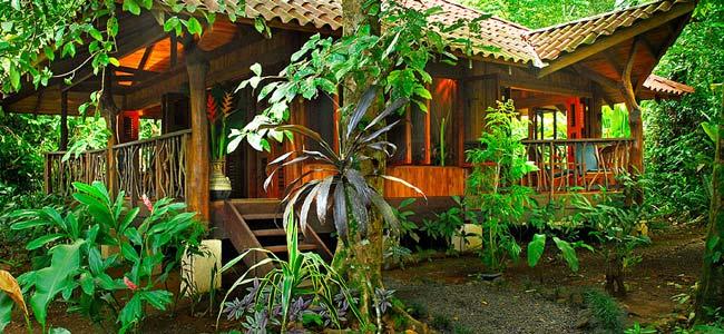 Playa Nicuesa Rainforest Lodge Two Bedroom Cabin