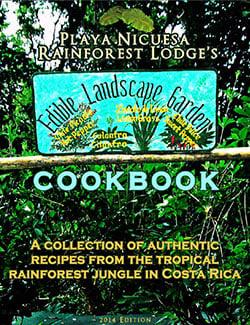 Edible Landscape Cookbook