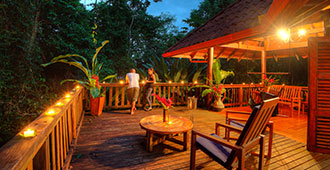 Nightly Rate at Puerto Jimenez Lodge